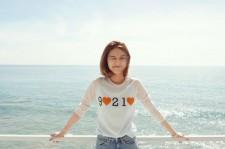 少女時代スヨン、海辺で風に吹かれて・・・キュート&爽やかな魅力の写真公開!