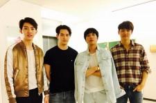 CNBLUE 日本でのファンミーティング初日終了!「Nagoya ありがとう!!」