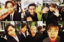 2PM&GOT7ジャクソン、ダンサーの結婚式で楽しげな様子公開!