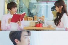 UP10TIONソンユル&GFRIENDユジュ、デュエット曲の予告映像公開!(動画)