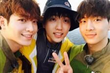 ソ・ガンジュン&B1A4サンドゥル&MADTOWNジョタ、ジャングルでも爽やかな美少年!