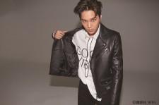 """EXO、人気雑誌『ViVi』で日本初の連載""""EXO-SHOT""""スタート!トップバッター・カイの動画メッセージが公開!【動画】"""