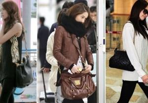 【写真】少女時代ユナの空港ファッション&カジュアルスタイル(5/5)