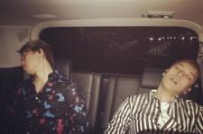 BIGBANG SOL、イベント後の車内でメンバーの寝顔を撮影!