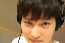 CNBLUE イ・ジョンヒョン、レコーディング中!いよいよ、ソロアルバム!?と、ネットで話題に!