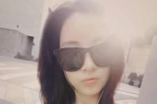 少女時代ソヒョン、ブラックファッションでゴージャスな雰囲気に!「髪切った」