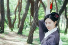 """少女時代ソヒョン、剣舞を披露する姿公開!""""天女のような美しさ"""""""