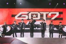 GOT7、初単独ツアー・シンガポール公演開催!