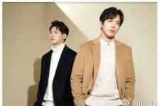 CNBLUEがモデルを務めるファッションブランドが、秋冬物新CFカットのヨンファ、ジョンヒョンらの画像を先行発表!