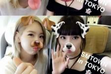 少女時代ティファニー&テヨン、キュートな映像な公開!SHINeeの姿も