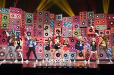 少女時代、「M! Countdown」でカムバック 「I GOT A BOY」パフォーマンス写真