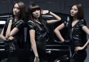 少女時代3人、ファッションショー参加でロンドンへ 21日に生放送
