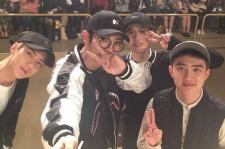 EXO チャンヨル&セフンら、キャップ帽をかぶった爽やかな認証ショット公開!