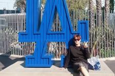 東方神起ユンホ、LAでのプライベート感満載な写真公開