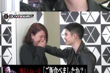 EXOのメンバーら、LiLiCoに壁ドン!メンバーらが選んだ一番男らしいメンバーは?