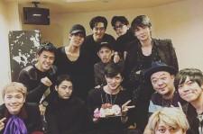 CNBLUE イ・ジョンヒョン、FTISLANDのホンギらとソロコンサート後の深夜に城田優の誕生日を祝う!揃った豪華メンバーがネットで話題に!