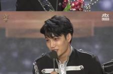 EXO、カイの誕生日に「第31回ゴールデンディスクアワード」4年連続アルバム部門大賞を受賞!