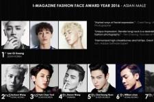 BEASTギグァン、EXOやBIGBANGメンバーらを抜いてアジア最高のイケメンに選ばれる!