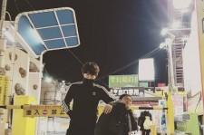 SUPER JUNIORヒチョル、新大久保に六本木・・・東京巡り!やっぱりラーメン!?