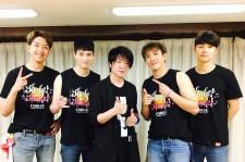 CNBLUEアリーナツアー『Shake Shake』武道館公演終了!GLAYのTERUも客席に!