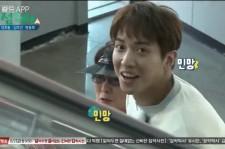 CNBLUEジョン・ヨンファ、エスカレーターから滑り落ちる!?激レアなヨンファの姿満載!tvN『島銃士』スタート!(動画)