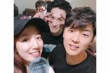 CNBLUE ソウル公演に、パク・シネが!『オレのことスキでしょ』繋がりからの縁深く!