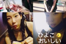 """少女時代テヨン、福岡で買い物や食事を楽しむ姿公開!""""デートしてるみたい"""""""