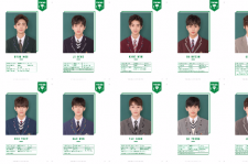 """B.A.Pの弟分""10人組ボーイズグループTRCNG、10月10日にデビュー!メンバーら全員のプロフィール写真公開へ"