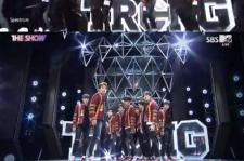 """B.A.Pの弟分""10人組ボーイズグループTRCNG、デビュー1週間で音楽番組1位候補に!"