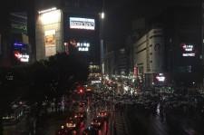 東方神起渋谷ジャック