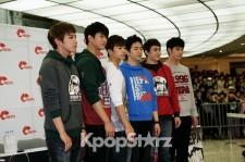 2PM ファンミーティング in ソウル