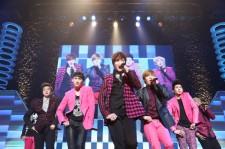 U-KISS、Mnet加入者イベントに登場