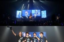 CNBLUE、タイで1万人コンサート アジアツアー「BLUESTORM」
