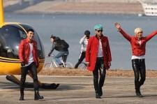 BIGBANGがヘリで登場! SBS『ランニングマン』きょう午後4時40分から