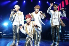 TEENTOP、『No.1』 Asia Tour in Japan ファイナルを東京で飾る