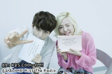 少女時代サニー、FM『SUPERJUNIOR KISS THE RADIO』に出演