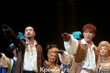 韓国ミュージカル『三銃士』が遂に日本上陸! 公開稽古でJun. K(2PM)らが熱演