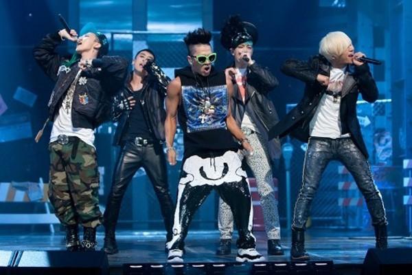 BIGBANG、きょうの『笑っていいとも』に生出演!