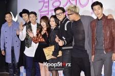 2PMチャンソン、ウヨン、ジュノ JYPファミリーとテギョンの映画デビューを応援