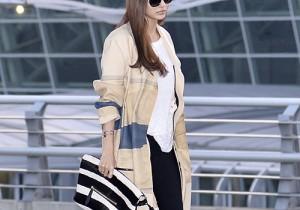少女時代ヒョヨン&ソヒョンらの空港ファッション「2013 MAMA」出演で香港へ出国