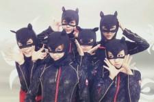 T-ARA「バットマンじゃありません。バットウーマンです!」