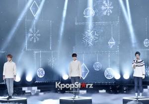 EXOベッキョン、チェン、ルハン「THE SHOW」で「12月の奇跡」をしっとりと披露