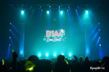 B1A4が華やかに登場!『B1A4 X'mas Event 2013 in YOKOHAMA』