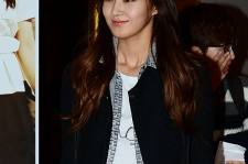 Girls Generation[SNSD] Yuri at the VIP Premiere of Upcoming Film 'Blood Boiling Youth' - Jan 20, 2014