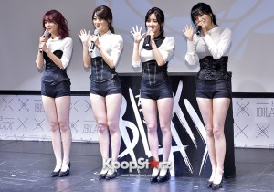 Rainbow Blaxx Held a Showcase to Debut Their New Song 'Cha Cha' - Jan 20, 2014