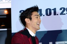 Super Junior Siwon at Jackie Chan's Red Carpet Movie Premiere of Police Story - Jan 17, 2014