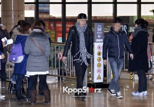 Block B Departed from the Gimpo Internation Airport for K-Pop Dream Concert - Jan 17, 2014