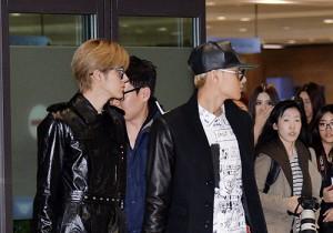 EXO-Mが登場!「仁川国際空港」