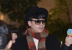 Big Bangが登場!「日本ドームツアー2013を終えた後キンポ空港に」