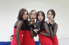 Girl's Day、『人気歌謡』で3週間ぶりの1位奪還!